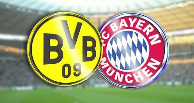 Bundesliga 2018 19 Dortmund Vs Bayern Munich Betting Preview Betblog